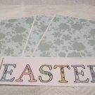 Easter 2 - 4pc Mat Set