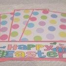Happy Easter - 4pc Mat Set