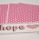 Hope a - 4pc Mat Set