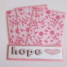 Hope b - 4pc Mat Set