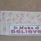 Make Believe  - 4pc Mat Set