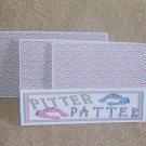 Pitter Patter - 4pc Mat Set