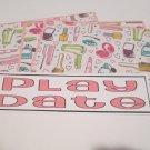Play Date - 4pc Mat Set