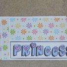Princess 1 - 4pc Mat Set