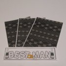 Best Man - 4pc Mat Set