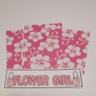 Flower Girl - 4pc Mat Set