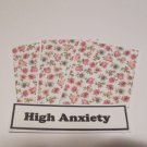 High Anxiety - 4pc Mat Set