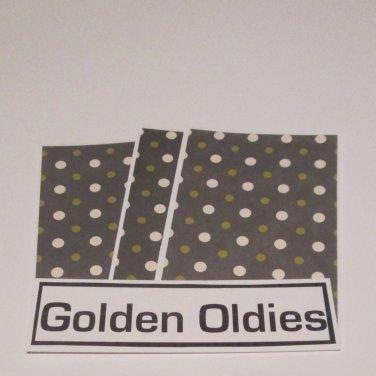 Golden Oldies - 4pc Mat Set