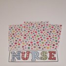Nurse - 4pc Mat Set