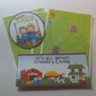 Country Living - Title/Saying Mat Set