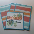 Dinosaurs Are Dino Mite - Title/Saying Mat Set
