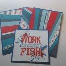 Fish - Title/Saying Mat Set