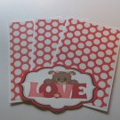 Love Puppy - Title/Saying Mat Set