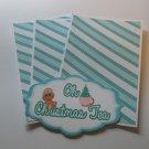 Oh Christmas Tea - Title/Saying Mat Set