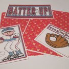 Batter Up Boy - 5 piece mat set