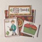 Fish Tales - 5 piece mat set