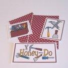 Honey Do a - 5 piece mat set