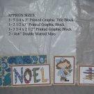 Noel Girl - 5 piece mat set
