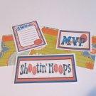 Shooting Hoops a - 5 piece mat set