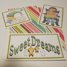 Sweet Dreams Baby - 5 piece mat set