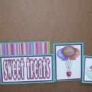 Sweet Treats - 5 piece mat set