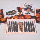 Trick or Treat Witch a - 5 piece mat set