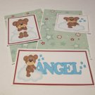 Angel 1 - 5 piece mat set
