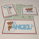 Angel - 5 piece mat set