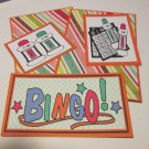 Bingo a - 5 piece mat set