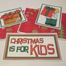 Christmas Is For Kids Boy b - 5 piece mat set