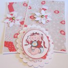 Christmas Baby - 5 pc Embellishment Set