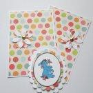 Eeyore Butterfly - 5 pc Embellishment Set
