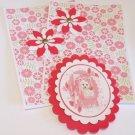 Happy Birthday Dog - 5 pc Embellishment Set