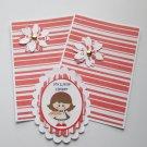 My Little Helper Girl - 5 pc Embellishment Set