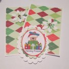 Opening Presents - 5 pc Embellishment Set