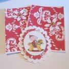 Rocking Horse Baby - 5 pc Embellishment Set