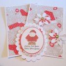 Santa I've Been Very Very Good - 5 pc Embellishment Set