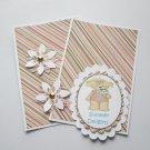 Summer Delights - 5 pc Embellishment Set