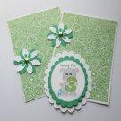 Today I'm 3 Elephant - 5 pc Embellishment Set