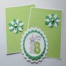 Today I'm 8 Elephant - 5 pc Embellishment Set