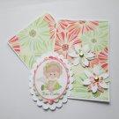 Too Cute Girl - 5 pc Embellishment Set