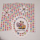 MM What A Trip Mickey - 5 pc Embellishment Set