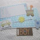 Baby Boy 010 - Mat Set