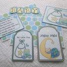 Baby Boy 019 - Mat Set