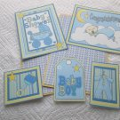 Baby Boy 025 - Mat Set