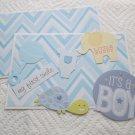 Baby Boy 052 - Mat Set