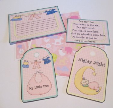 Baby Girl k1 - Mat Set