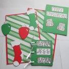 Christmas 12 - Mat Set