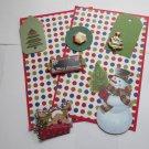 Christmas 15 - Mat Set
