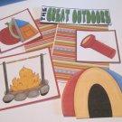 The Great Outdoors k2 - Mat Set